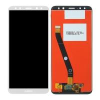 Pantalla completa para Huawei Mate 10 Lite RNE-L21 blanca compatible A