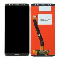 Pantalla completa para Huawei Mate 10 Lite RNE-L21 negra compatible A