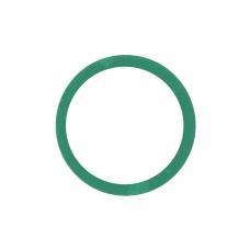 Anillo metálico verde de cámara trasera para iPhone 11