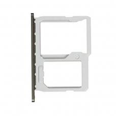 Bandeja de tarjeta SIM y Micro SD negra para LG G5 H850/G5 SE H840