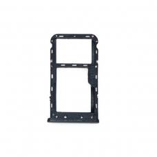 Bandeja dual SIM/SD negra para Meizu Meizu M6 M711H