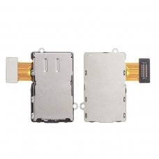 Cable flex/conector con lector de tarjeta SIM para Motorola Moto G5 Plus XT16855