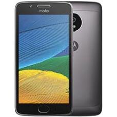 Botón Home/lector de huella dorada para Motorola Moto G5 XT1676
