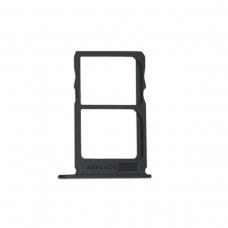 Bandeja Dual SIM negra para Nokia 3.1 TA-1063