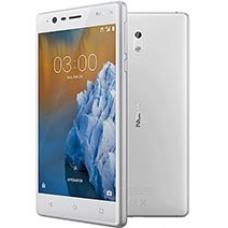 Bandejas SIM (single SIM) y micro SD plateadas para Nokia 3