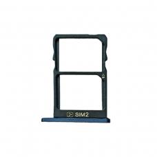Bandeja Dual SIM azul para Nokia 5 TA-1053 DS
