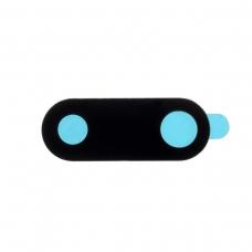 Lente de cámara trasera negra para Nokia 6