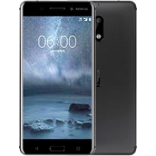 Bandejas SIM (single SIM) y micro SD negras para Nokia 6