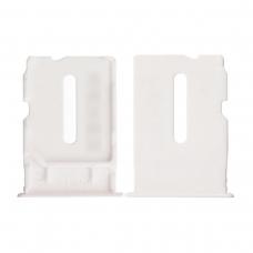 Bandeja blanca de tarjeta SIM para Oneplus One/1+1