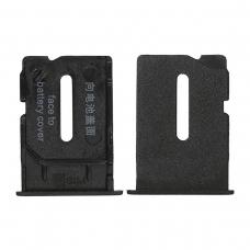 Bandeja negra de tarjeta SIM para Oneplus One/1+1