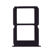 Bandeja de SIM y SD negro paraOneplus 3/1+3