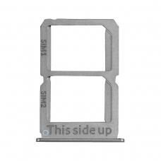 Bandeja de SIM y SD gris para Oneplus 3/1+3