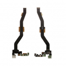 Cable flex con micrófono, conector micro USB de carga, datos y accesorios para Oneplus X/1+X