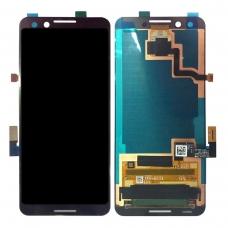 Pantalla completa para Google Pixel 3 negra