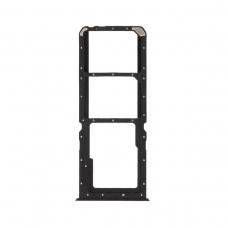 Bandeja dual SIM y SD negra para Oppo A5 2020 CPH1931/A9 2020 CPH1941