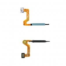 Botón lateral lector de huellas azul claro para Oppo A52
