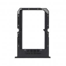 Bandeja SIM negra para Oppo A72 CPH2067