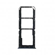 Bandeja SIM negra/lightening black para Oppo A91