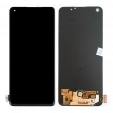 Pantalla completa para Oppo Realme 7 Pro RMX2170 negra original reparada
