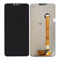 Pantalla completa para Oppo Realme C1 RMX1811/A5/A3s/Realme 2 negra