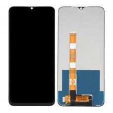Pantalla completa para Oppo Realme C11 2020 6.5 RMX2185/C12/C15 negra