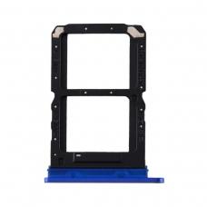 Bandeja Dual SIM azul para Oppo Realme X2 Pro RMX1931