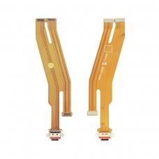 Flex con conector de carga datos y accesorios USB tipo C para Oppo Realme X2