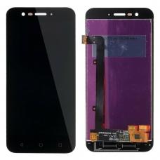 Pantalla completa para Vodafone Smart Prime 7/VFD 600 negra