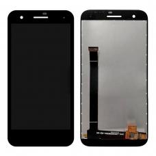 Pantalla completa para Vodafone Smart E8/VFD 511 negra
