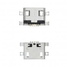 (B6)Conector de carga y accesorios micro USB para Xiaomi Redmi Note 2