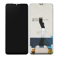 Pantalla completa para Xiaomi Redmi Note 8 Pro negra compatible A