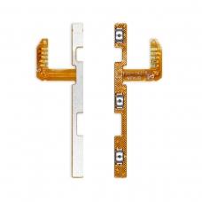 Flex de botones laterales de volumen y encendido ZTE Blade V6