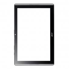Pantalla táctil con marco para Acer Iconia One 10 B3-A40 negra