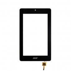Pantalla táctil para Acer Iconia One 7 B1-730 negra