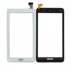 Pantalla táctil para Acer Iconia One 7 B1-780 blanca