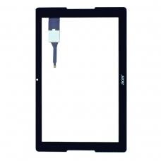 Pantalla táctil con marco para Acer Iconia One 10 B3-A30 negro