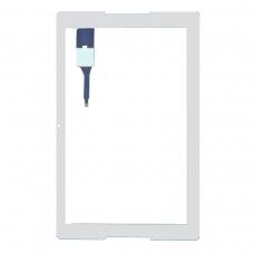 Pantalla táctil con marco para Acer Iconia One 10 B3-A30 blanco