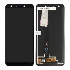 Pantalla completa para Asus Zenfone 5 Lite ZC600KL negra