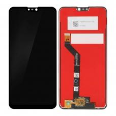 Pantalla completa para Asus Zenfone Max Pro M2 ZB631KL negra