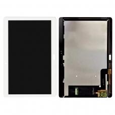 Pantalla completa para Huawei Mediapad M2 10.0 M2-M2-A01L A01W blanca