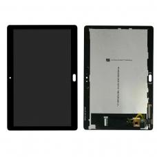 Pantalla completa para Huawei Mediapad M3 Lite 10 negra