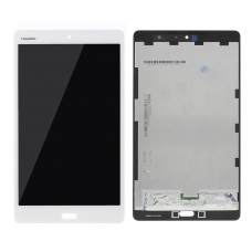 Pantalla completa para Huawei Mediapad M3 Lite 8.0 blanca