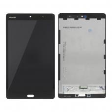 Pantalla completa para Huawei Mediapad M3 Lite 8.0 negra