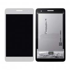 Pantalla completa para Huawei Mediapad T1 7.0 T1-701 blanca
