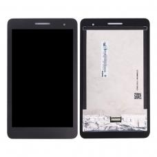 Pantalla completa para Huawei Mediapad T1 7.0 T1-701 negra