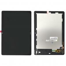 Pantalla completa para Huawei Mediapad T3 10 9.6 pulgadas AGS-L09 negra
