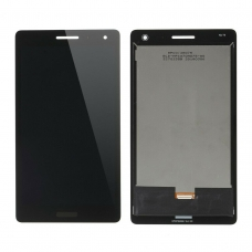Pantalla completa para Huawei Mediapad T3 7.0 3G negra