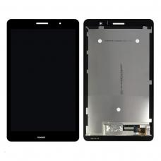 Pantalla completa para Huawei Mediapad T3 8.0 KOB-L09/KOB-W09 negra