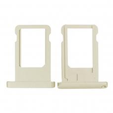 Bandeja SIM dorada para iPad Air 2/iPad 6 A1566/A1567