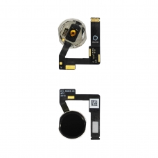 Botón de menú negro con lector de huellas para iPad Air 3 10.5 A2123